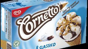 Glace Cornetto Classico