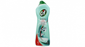 Crème Cif avec Javel
