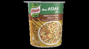 Mon ASIAN Pot façon Poulet Thaï