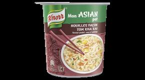 Mon ASIAN Pot façon Tom Kha Kai