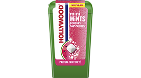Hollywood Mini Mints – Parfum Fruit d'été