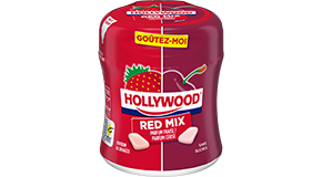 Hollywood Red Mix – parfum Fraise et parfum Cerise