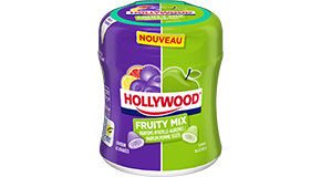 Hollywood Fruity Mix – parfums Myrtille-Agrumes et parfum Pomme Verte