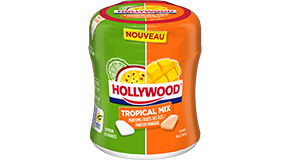 Hollywood Tropical Mix – parfums Fruits des îles et parfum Mangue