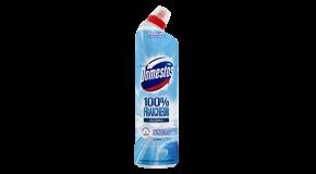 gel nettoyant WC Domestos 100% Fraicheur Océan