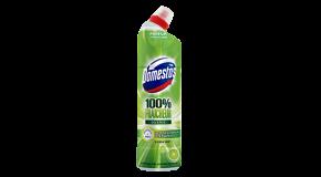gel WC Domestos 100% Fraicheur Citron Vert