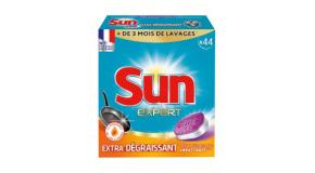 Sun Tablettes Expert Extra Dégraissant