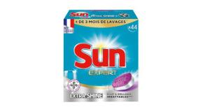 Sun Tablettes Expert Extra Shine