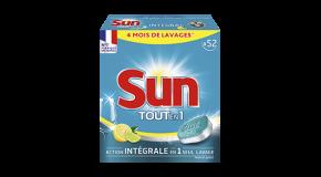 Sun Tablettes Tout en 1 Citron