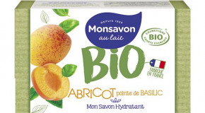 Savon solide Abricot Basilic 100g