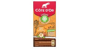 chocolat Côte d'Or Cocoa Life Lait Noisettes