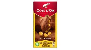 Chocolat Côte d'Or  Maïs