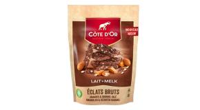 chocolat Côte d'Or Eclats Bruts Lait
