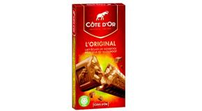 Chocolat Côte d'Or L'original Lait Eclats Noisettes