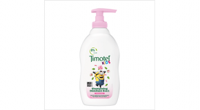 Shampooing Kids Démêlant 2en1 Rose 400ml