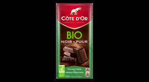 Chocolat Côte d'Or BIO Noir