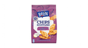 Pack Chips soufflées Fromage frais & oignons
