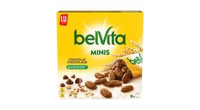 Packs du belVita Minis Chocolat
