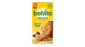 Packs du belVita Crookie Chocolat