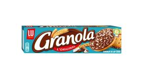 pack granola nappé au lait et coco