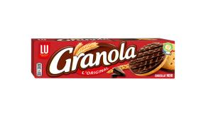Le pack granola nappé chocolat noir