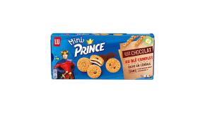 Pack mini Prince Gôut Chocolat