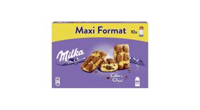 Milka Cake&Choc, format familial (350g)