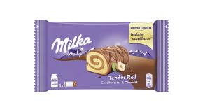 Milka Tender Roll noisettes (148g)