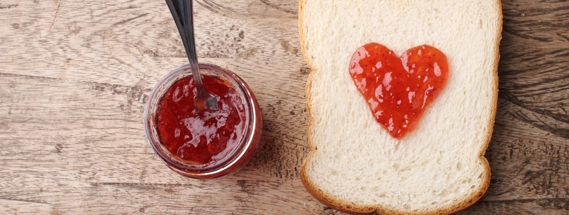 confiture pain de mie