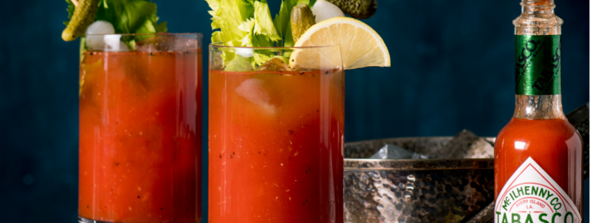 Recette de Bloody Mary by TABASCO®