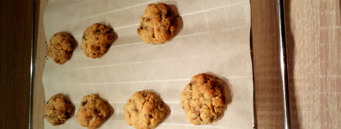 Cookies flocon d avoine