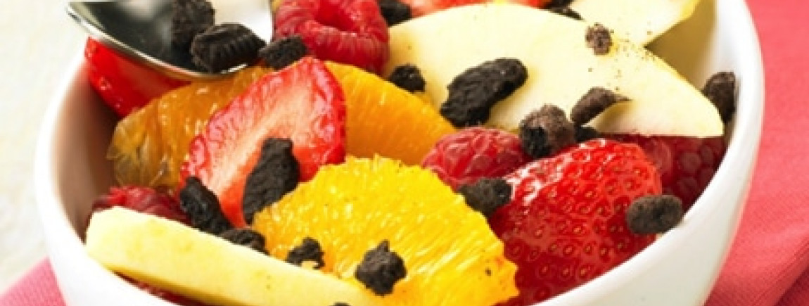 Salade de fruits aux Oreo®
